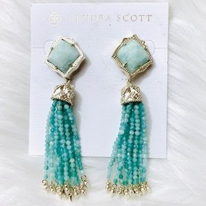Kendra Scott | Misha Tassel Statement Earrings